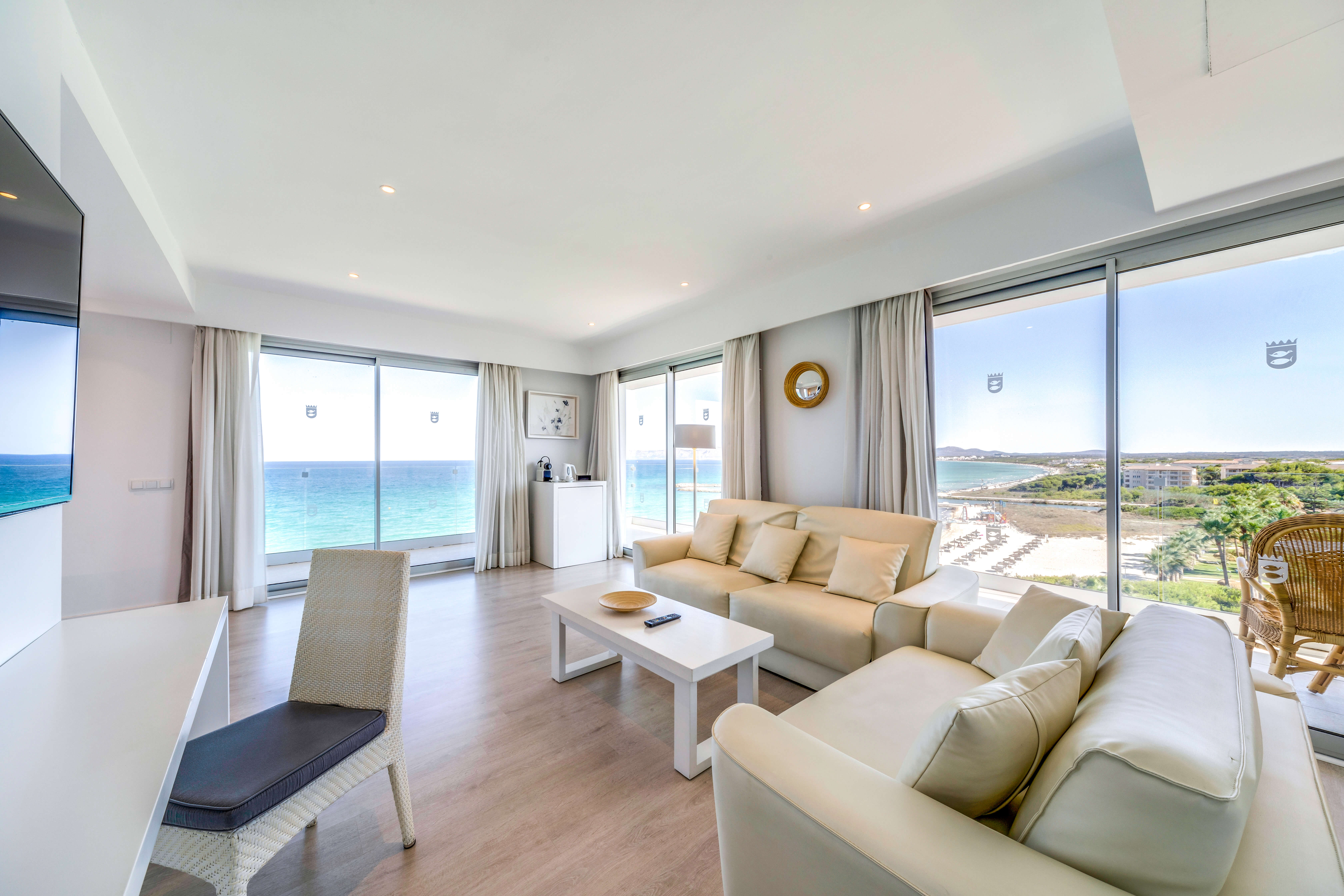 Royal Suite frontaler Meerblick