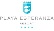 logotipo playa esperanza resort